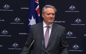 Finance Minister Mathias Cormann to be nominated for Secretary-General of the OECD