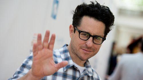 'Lost' creator JJ Abrams will helm the new Star Wars film. (AAP)