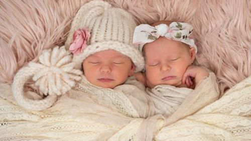 Family left 'haunted' after death of twin girls