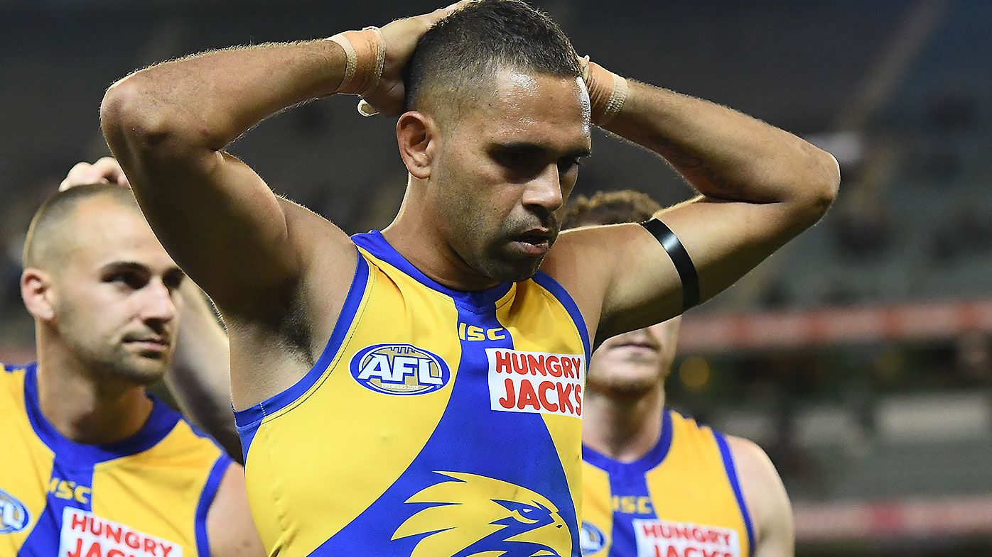 'I'm satisfied': How Lewis Jetta came to terms with West Coast Eagles delisting