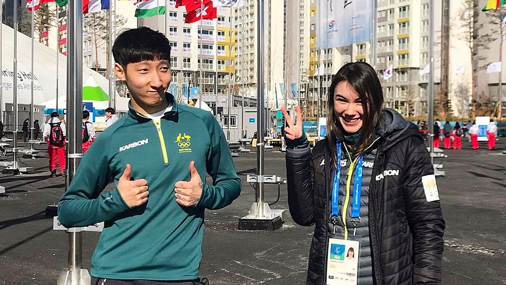 Winter Olympics: First Aussie athletes land in PyeongChang
