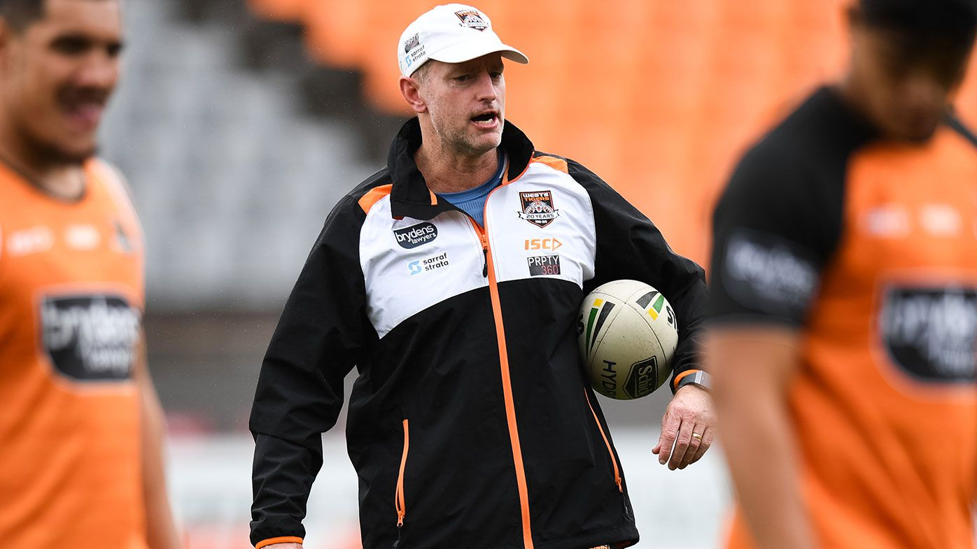 'I don't think it suits': Former Wests Tigers star Josh Reynolds reveals why Michael Maguire has failed