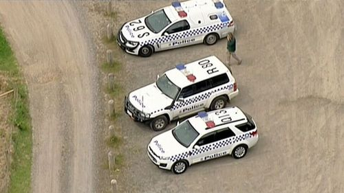 The body was found seven kilometres from the holiday house where Ms Curry was last seen. (9NEWS)