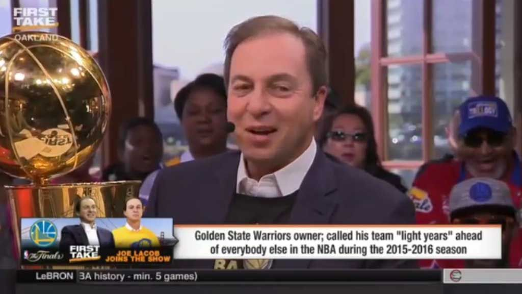 Warriors undecided about White House visit