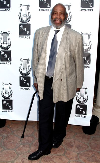 James Avery, Annual Heroes And Legends Awards at Beverly Hills Hotel, 2013