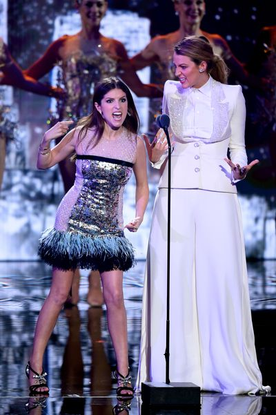 The two gave a stellar presentation at the 2018 MTV Video Music Awards in New York.