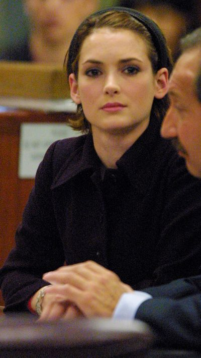 Winona Ryder thinks the world overreacted to her shoplifting