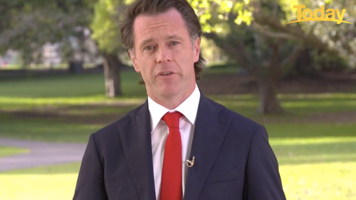 Chris Minns claimed many hospitality workers are confused by 'unclear' re-opening rules.