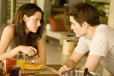 """<i>Breaking Dawn: Part 1</i> dominated the worldwide box-office in 2011, will the epic conclusion do the same in 2012? The final part of the <i>Twilight</i> saga will see the Cullens clash with the menacing Volturi one last time. Fans can expect lots of action, special effects, lingering, lovey-dovey glances between Bella and Edward, and of course, shirtless Jacob.<br/><br/><b><a target=""""_blank"""" href=""""http://yourmovies.com.au/movie/41081/the-twilight-saga-breaking-dawn--part-2"""">*Vote for this movie on MovieBuzz</a></b>"""