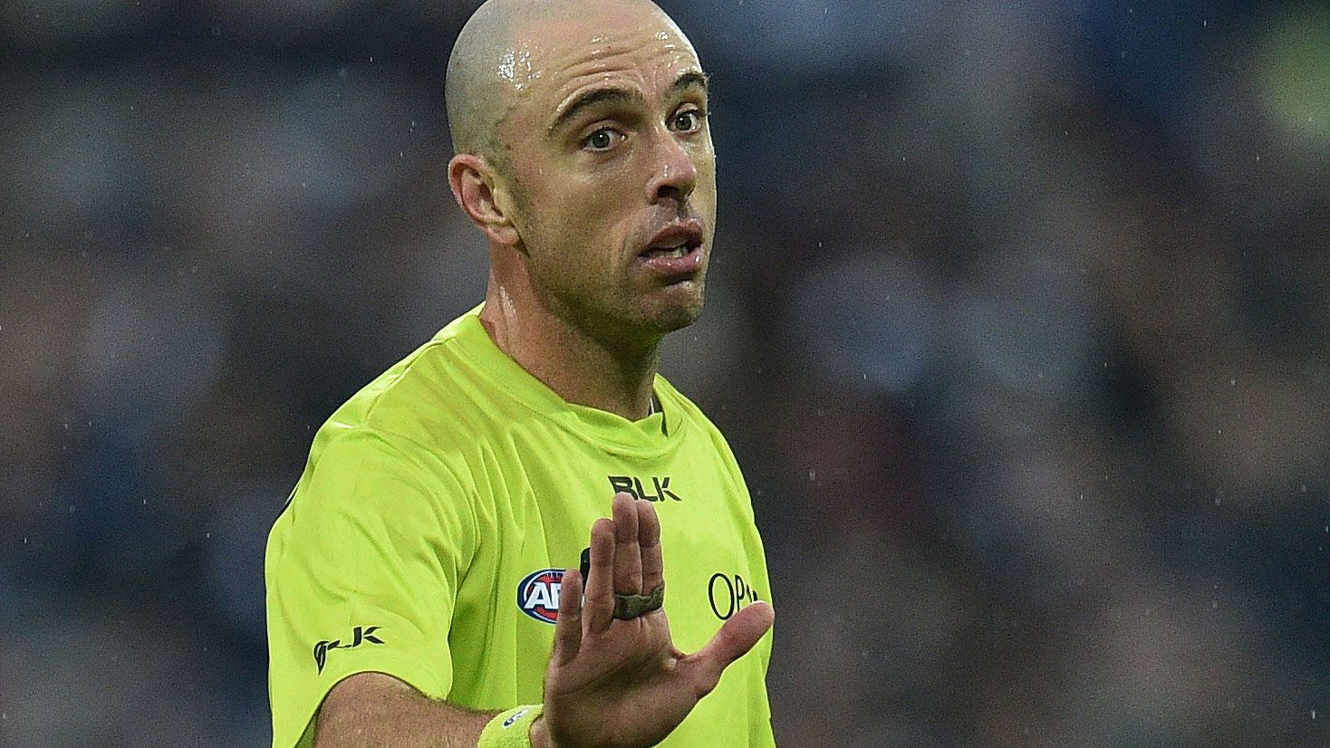 Carlton fan booted from stadium speaks out on 'shock' AFL action