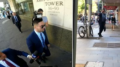 Salim Mehajer fit to attend latest court case