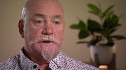 Massacre victim Steve Wight said the poem affected him deeply.