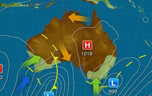 More wild weather expected in New South Wales, Victoria, Queensland