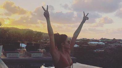 Eva Longoria in bikini