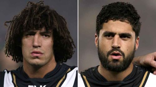 Kevin Proctor and Jesse Bromwich