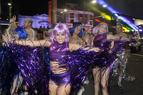 The Sydney Mardi Gras has become one of the biggest LGBTQI events in the world. (AAP)
