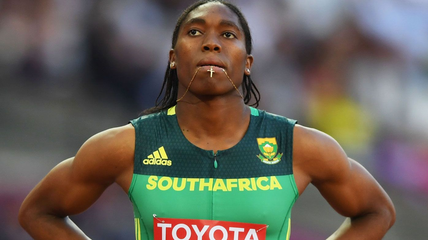 Caster Semenya taking case to European Court of Human Rights