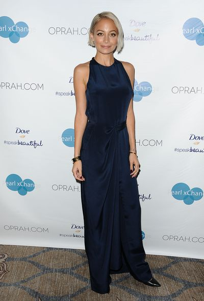 Nicole Richie at the Pearl X Change launch in California, November, 2015