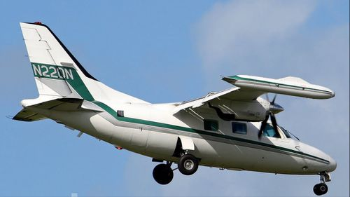 Plane carrying four people vanishes while flying over Bermuda Triangle