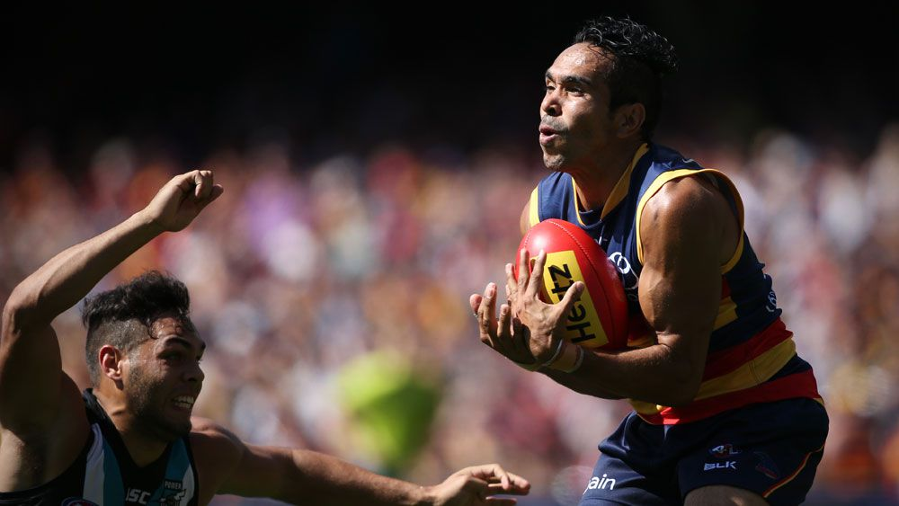 Adelaide thrash Port in AFL showdown