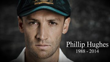 Phillip Hughes will be farewelled today in his hometown of Macksville. (9NEWS)