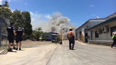 Three injured after fiery explosion rocks Cairns