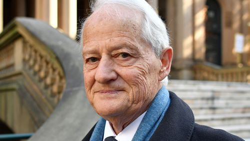 The gay student row was sparked earlier this week when a recommendation from Philip Ruddock's review of religious freedoms, concentrating on the powers of schools, was leaked.