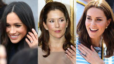 Royal engagement ring inspiration