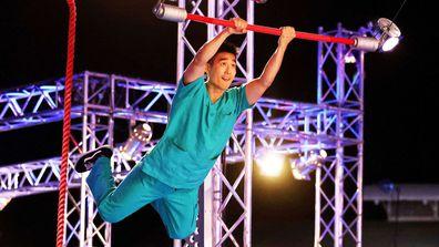 Andrew Luo Australian Ninja Warrior 2021