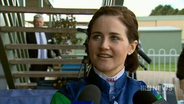 Michelle Payne makes successful return to riding in Sale