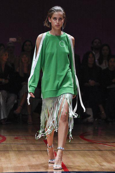 Monse,New York Fashion Week spring '18, September 2017.