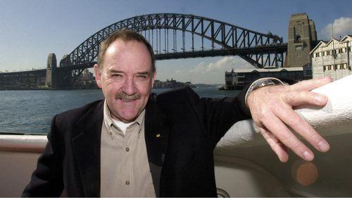 Clean Up Australia founder Ian Kiernan has been farewelled at a state memorial service.