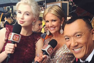 @irelandbaldwin: The anticipation is killing us! @mrjoezee @etonline