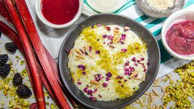 Family Food Fight: The Samadi's Afghan Rice Pudding