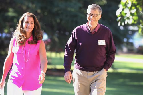 Bill and Melinda Gates, one of the world's wealthiest and most powerful couples, have announced their divorce.