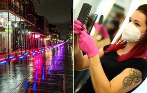 Italian coronavirus deaths fall; New Orleans lockdown eases; France reopens beaches