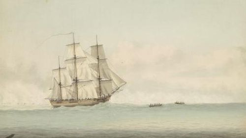 The British navy purchased the Endeavour in 1768 for an expedition sponsored by the Royal Society of London
