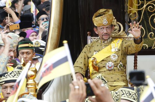Brunei implements death penalty for gay sex, extra-marital sex and rape