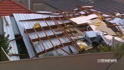 South Australians counting cost of damages after wild storm lashing