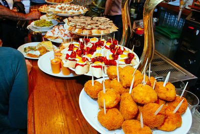 <strong>1. Pintxos in San Sebasti&aacute;n, Spain</strong>
