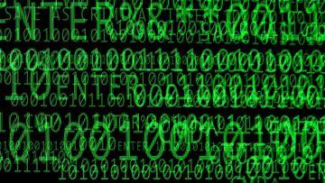 hacker hacking stock
