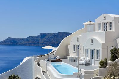 <strong>Canaves Oia, Santorini</strong>