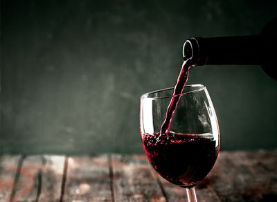 <strong>Red wine</strong>
