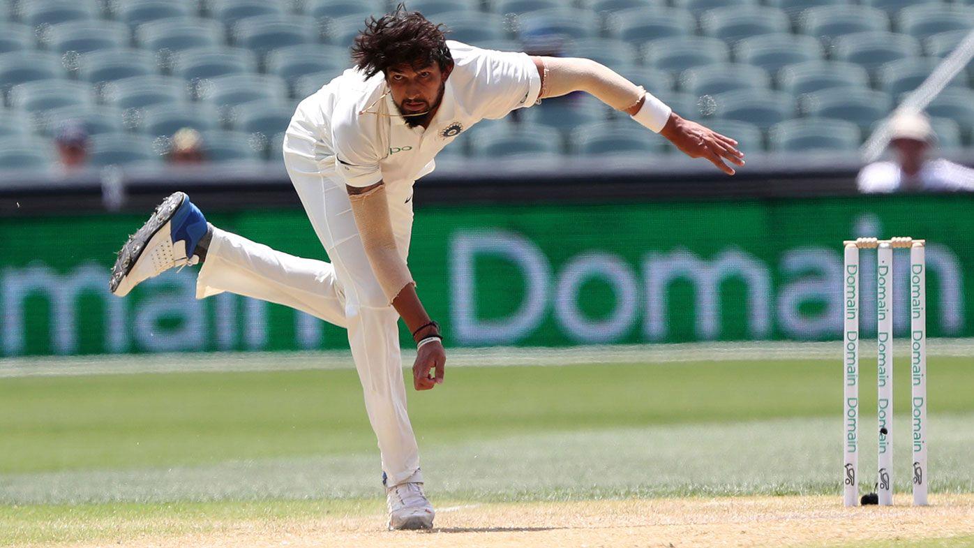 Indian fast bowler Ishant Sharma