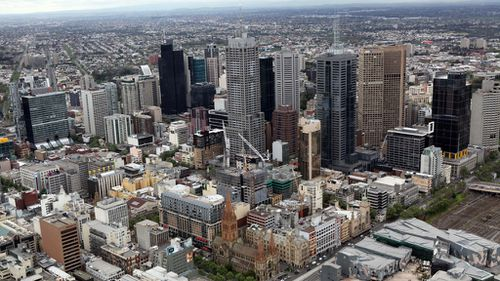 Melbourne beat the Austrian capital of Vienna by just 0.1 point. (AAP stock)