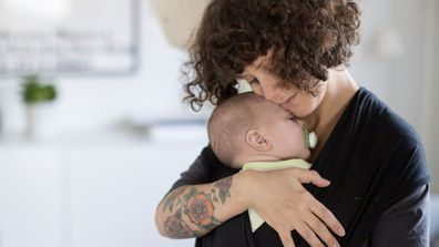 Mum changes son's name after tattoo spelling mistake