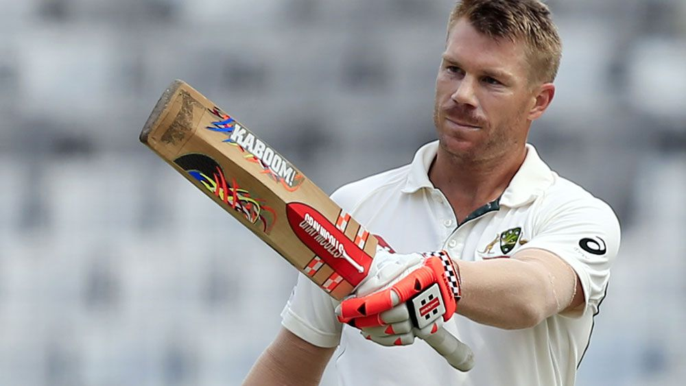 Australia v Bangladesh: David Warner hails Dhaka century as best of his career
