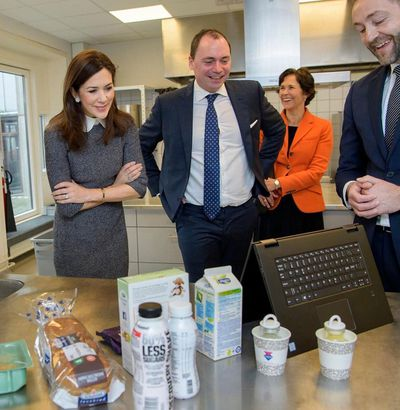 Princess Mary launches Green Challenge, March 2019