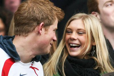 After they'd broken up, Harry and ex Chelsy Davy were spotted spending a night together at a private members club. Concerned about being seen together, the pair were reportedly smuggled out in a boot of a car. Wonder what happened there?<br/>