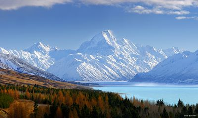See the real-life Lonely Mountain